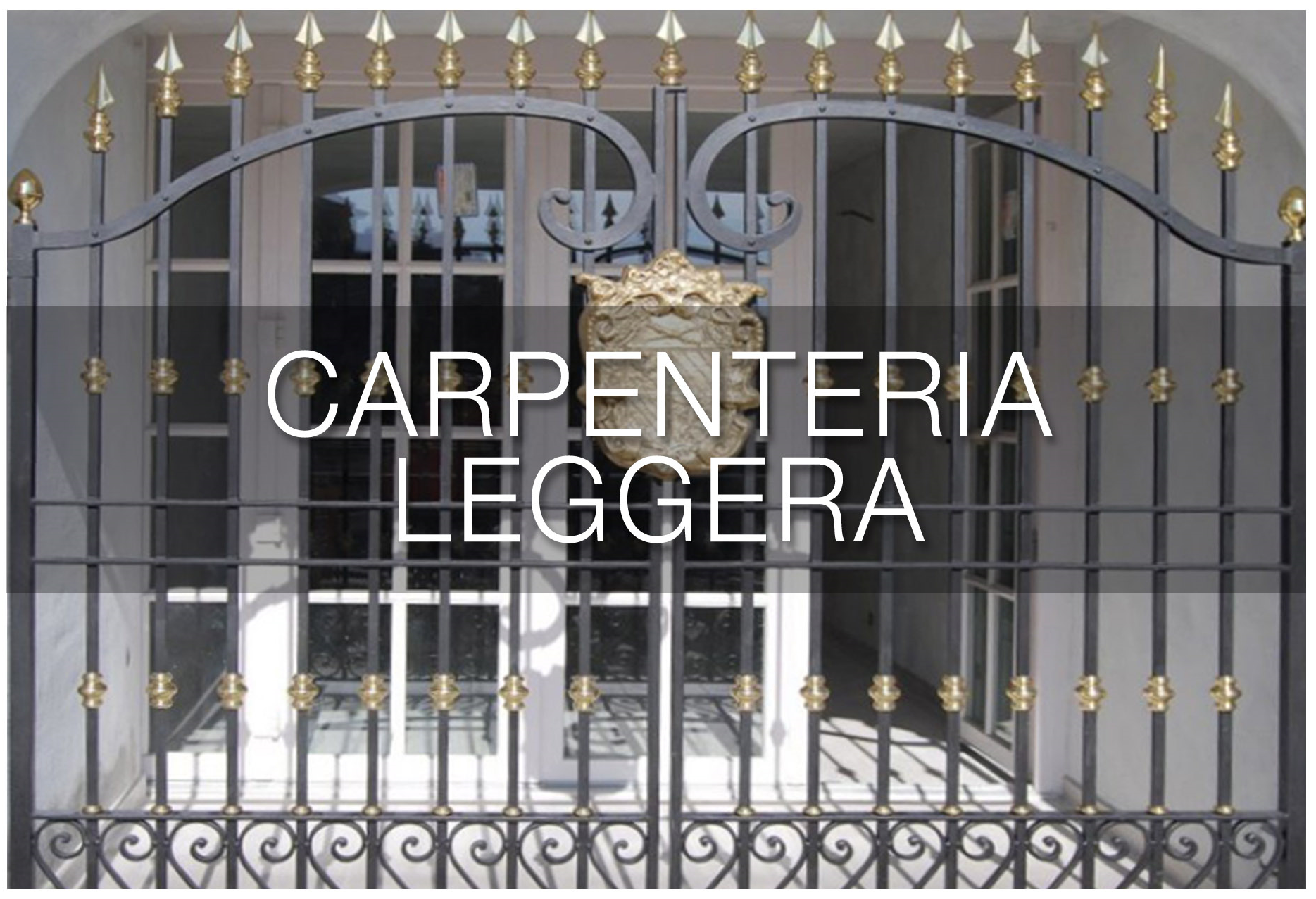 Carpenteria Leggera