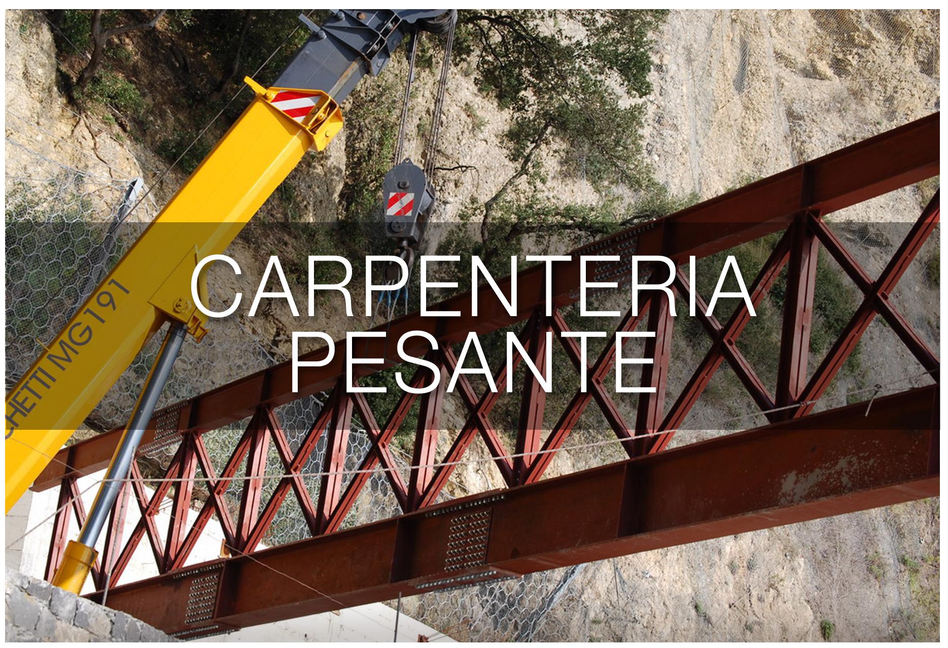 Carpenteria Pesante